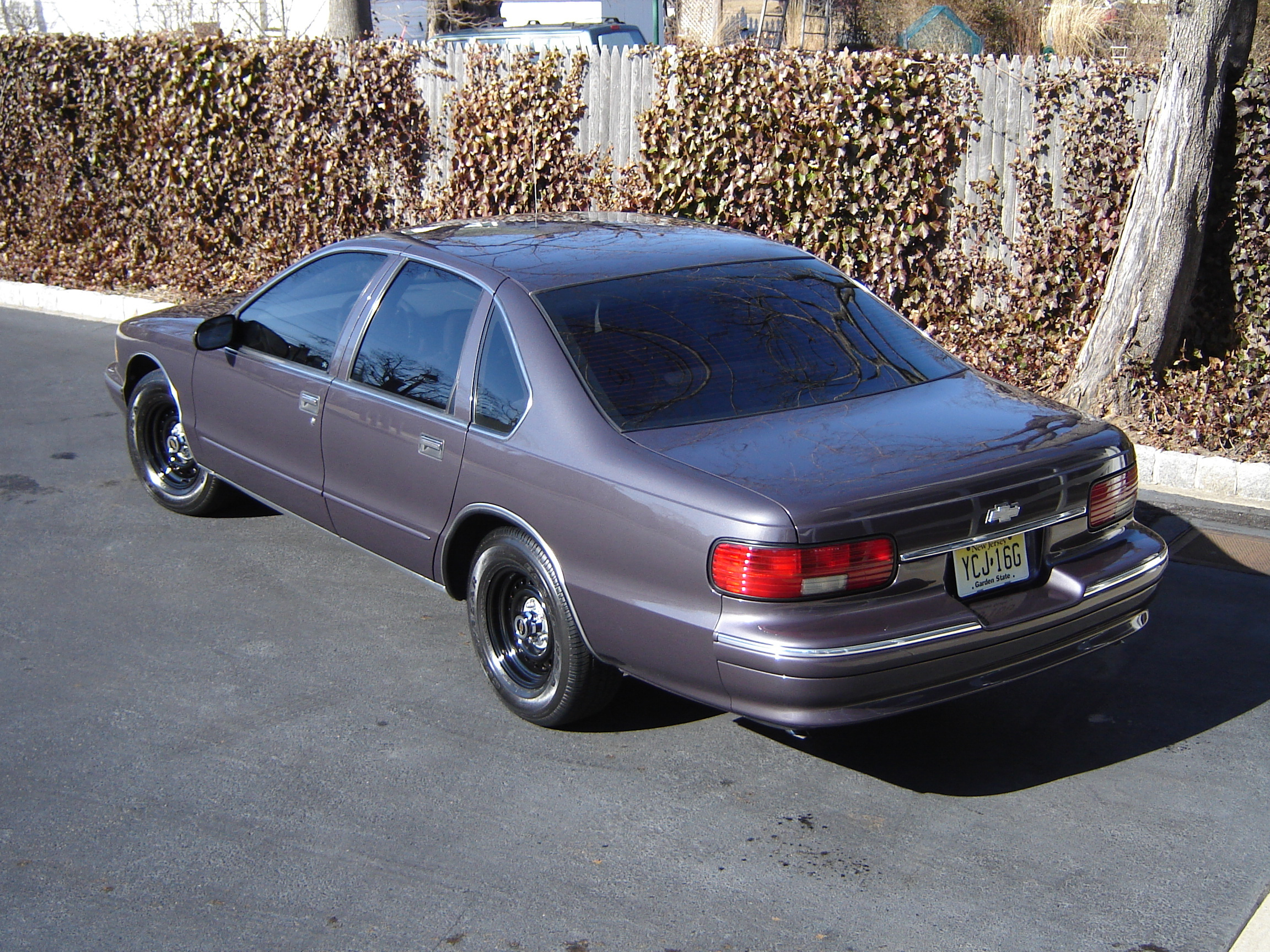 Another fkrause 1995 Chevrolet Caprice post... - 12669104