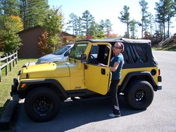 sky4mes 2000 Jeep Wrangler