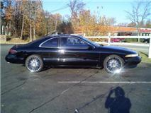 vmackins 1995 Lincoln Mark VIII