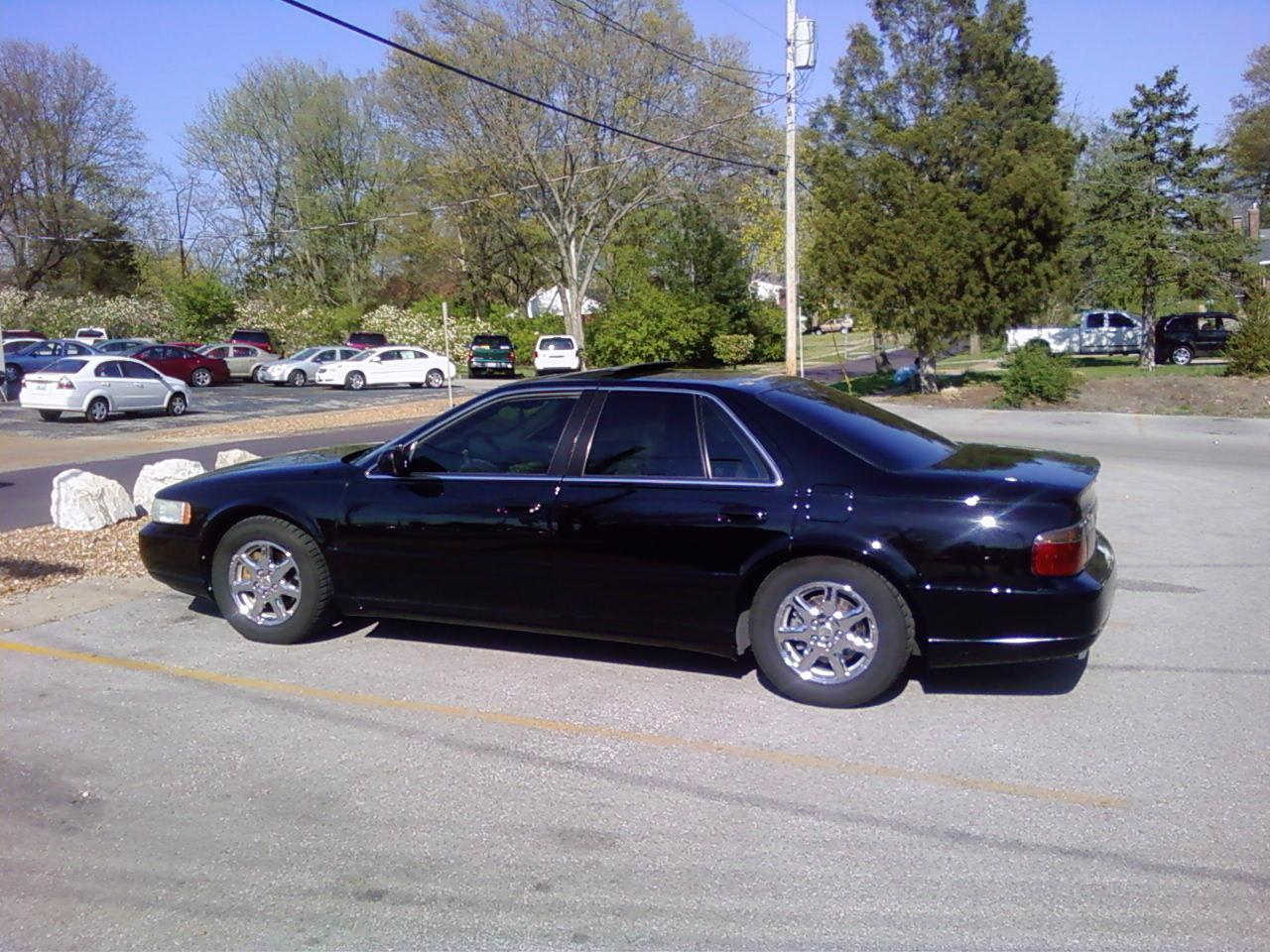 9t8sts 1998 Cadillac Sts Specs Photos Modification Info