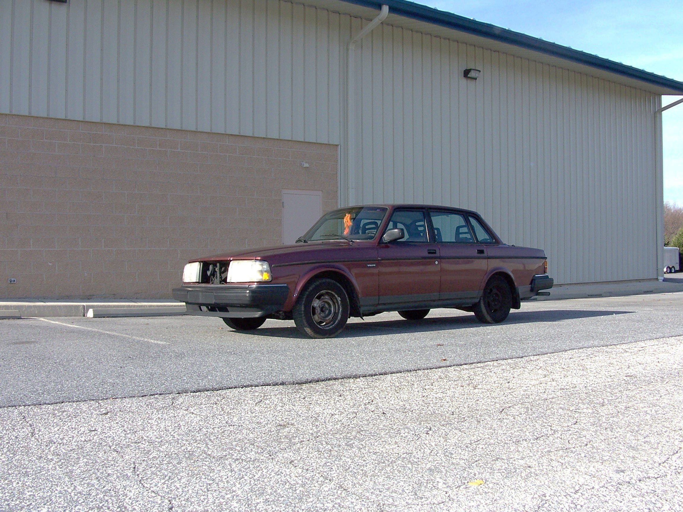 Another Turbo16psi 1992 Volvo 240 post... - 12667427