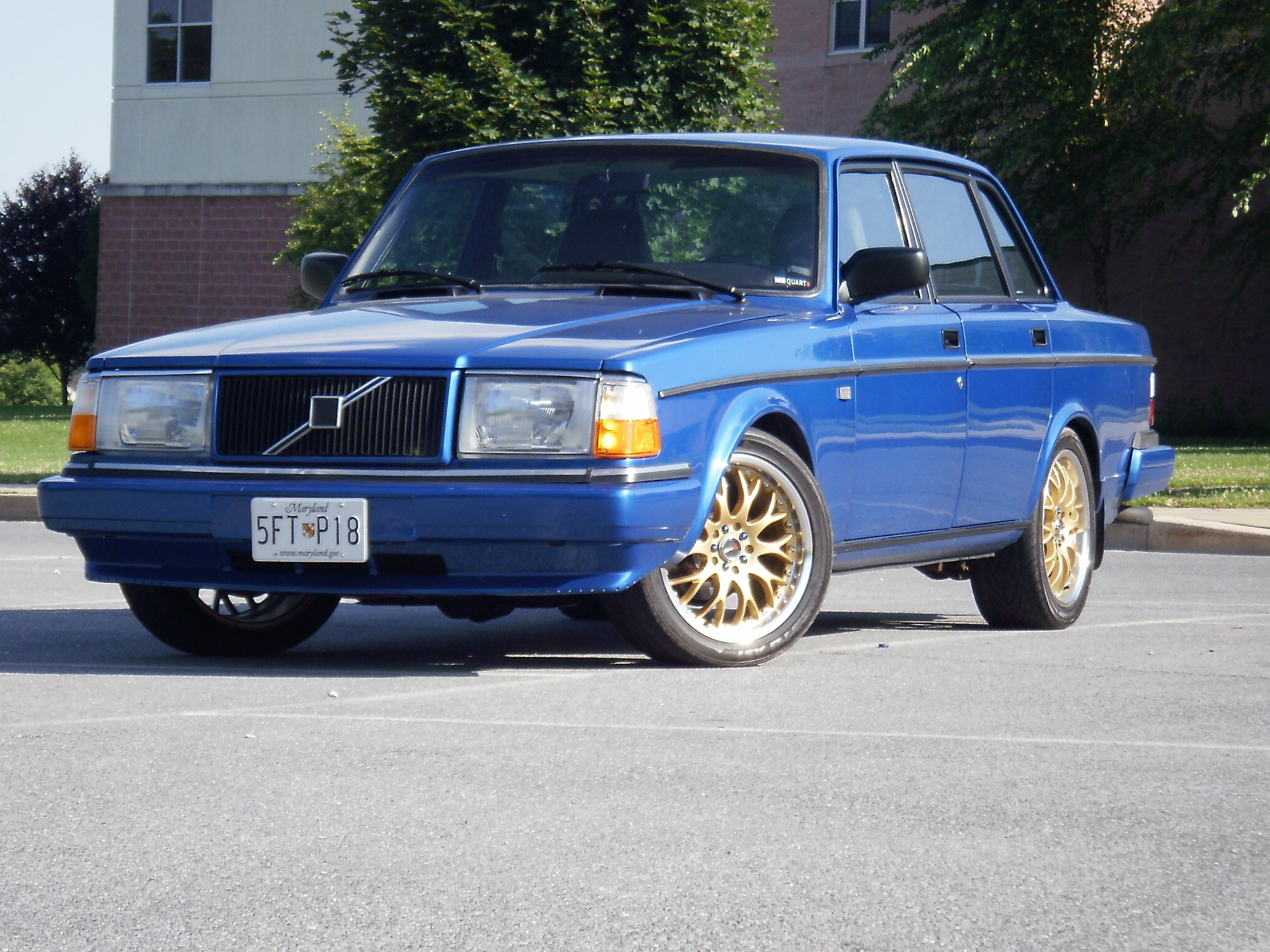 Another Turbo16psi 1992 Volvo 240 post... - 12667538