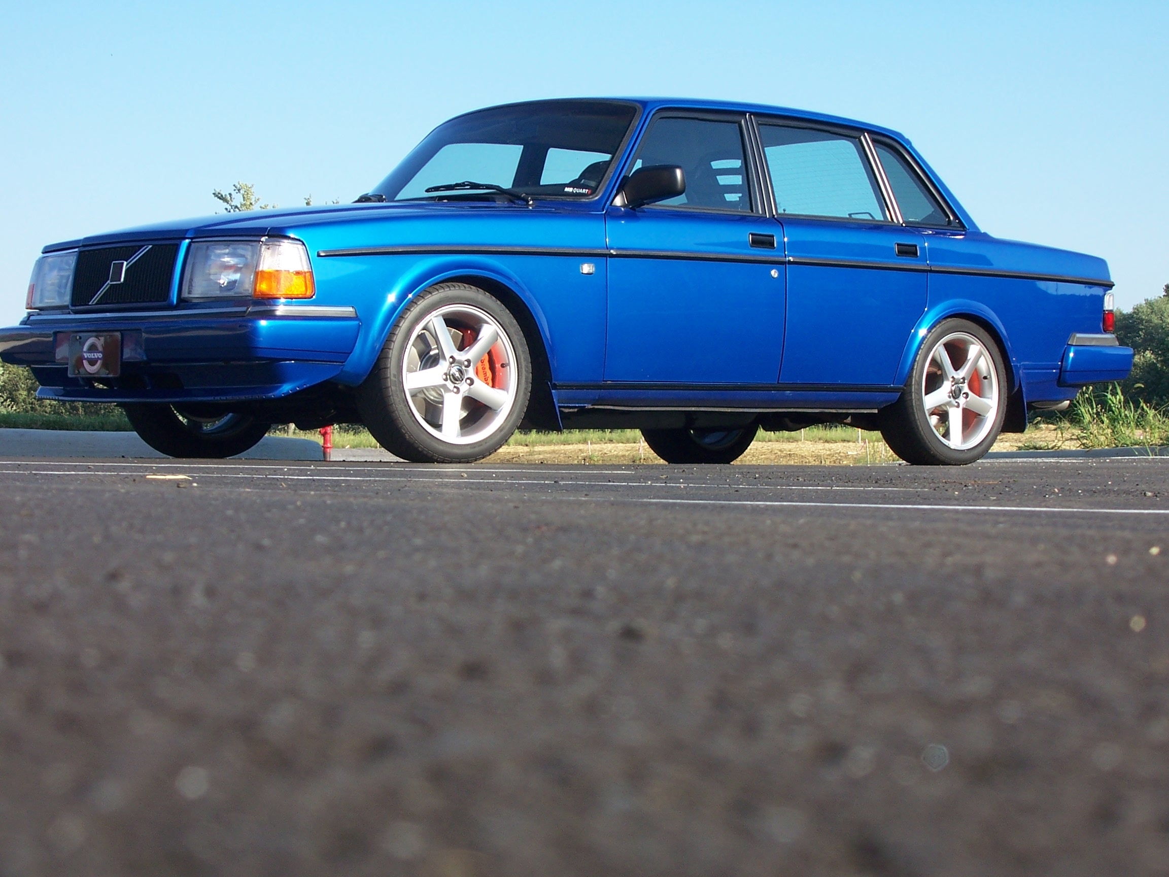 Turbo16psi 1992 Volvo 240gl Sedan 4d Specs Photos Modification Info At Cardomain
