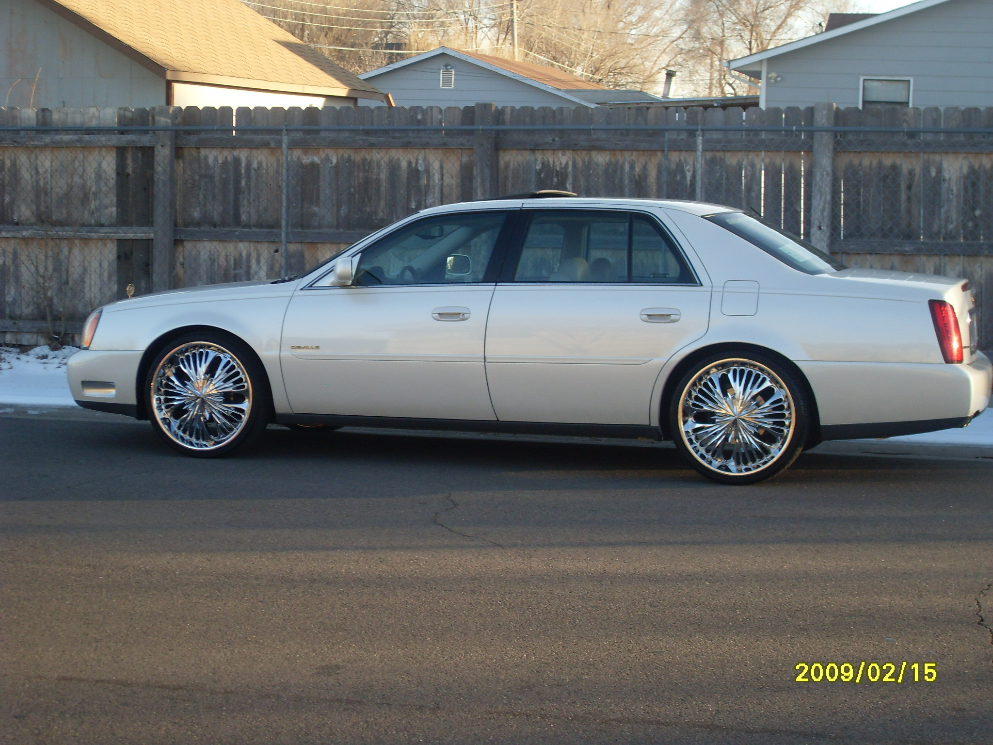 gotmoney02 2002 cadillac deville specs photos modification info at cardomain. Cars Review. Best American Auto & Cars Review