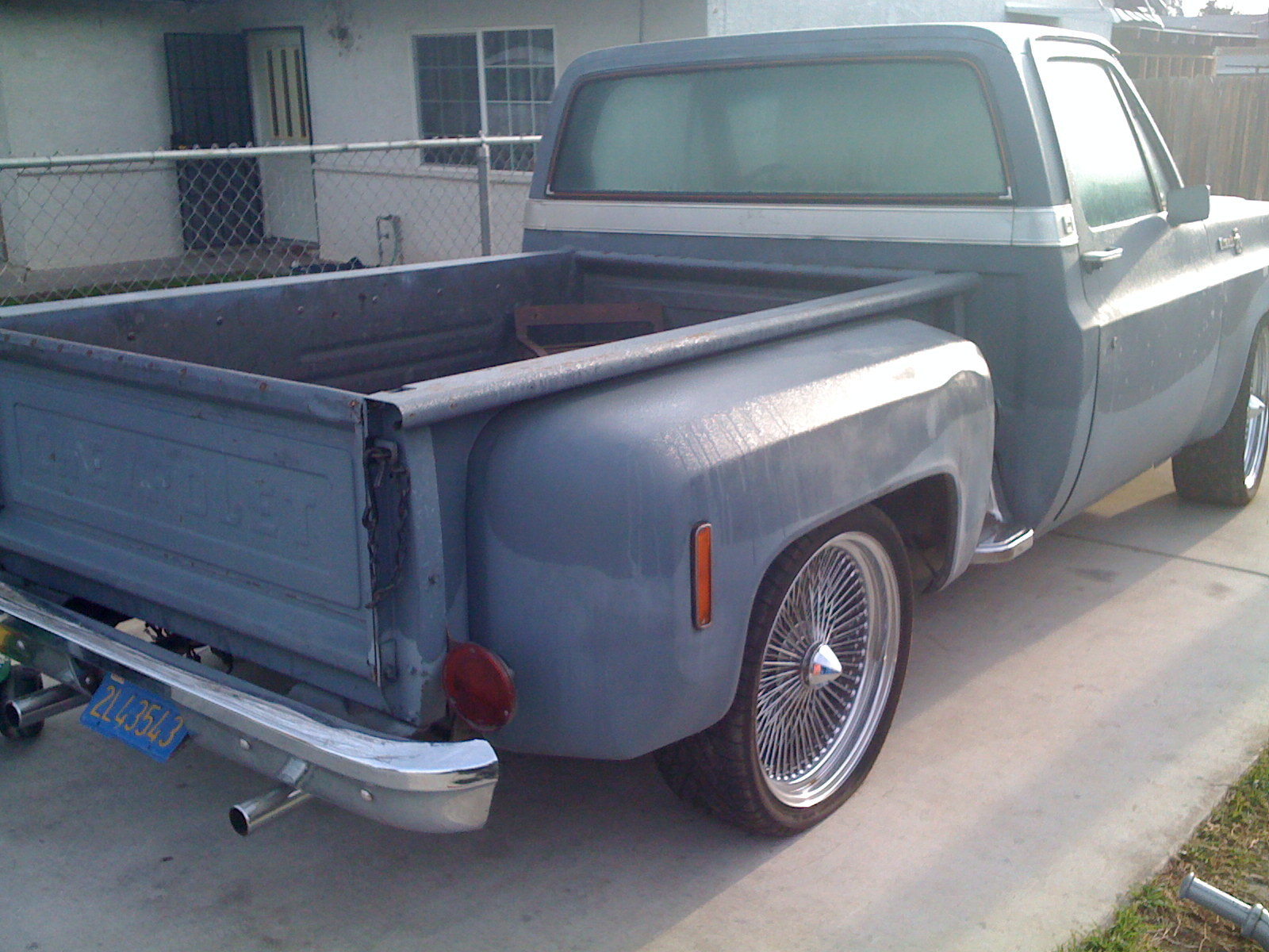 Another 209shadow 1977 Chevrolet C/K Pick-Up post... - 12708318