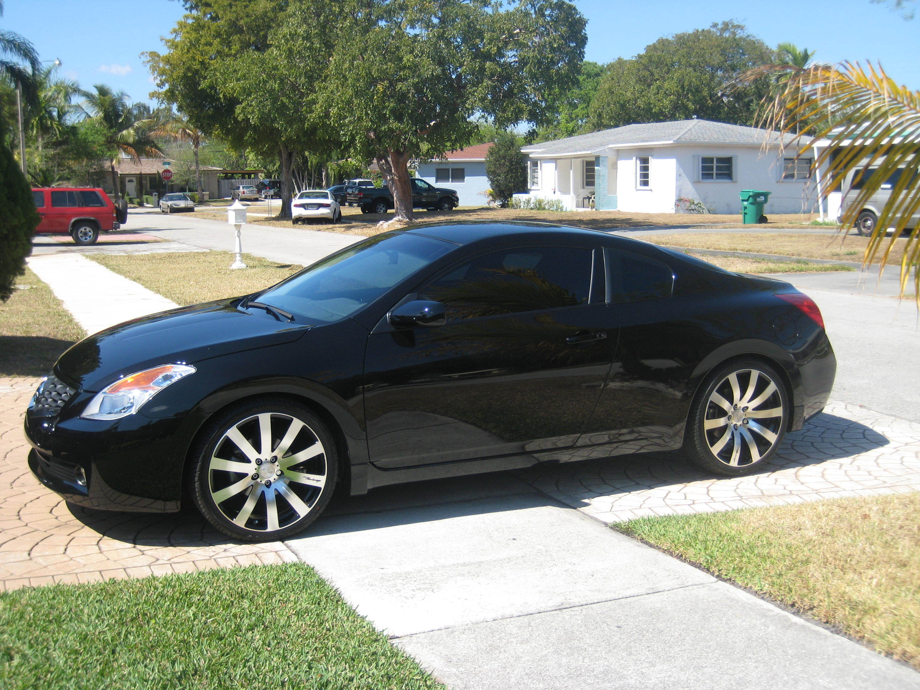 2009 Nissan Maxima Rims roach31121 2008 Nissan Altima Specs, Photos, Modification ...