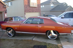 210burbans 1972 Chevrolet Monte Carlo
