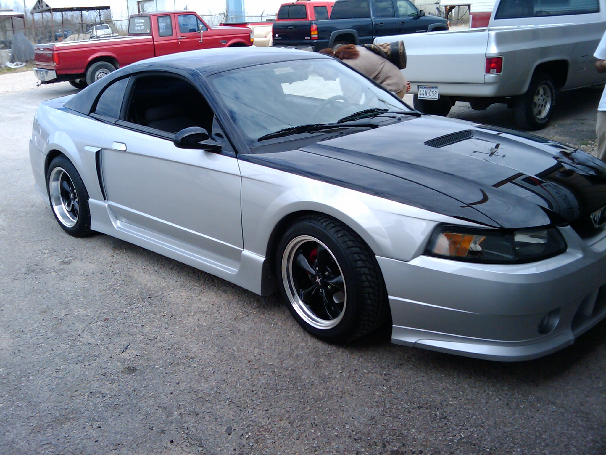 Ryan76731 2002 Ford Mustang Specs Photos Modification