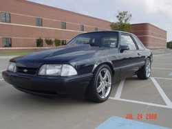 AndrewnTX 1988 Ford Mustang