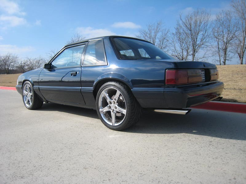 Another AndrewnTX 1988 Ford Mustang post... - 12670458
