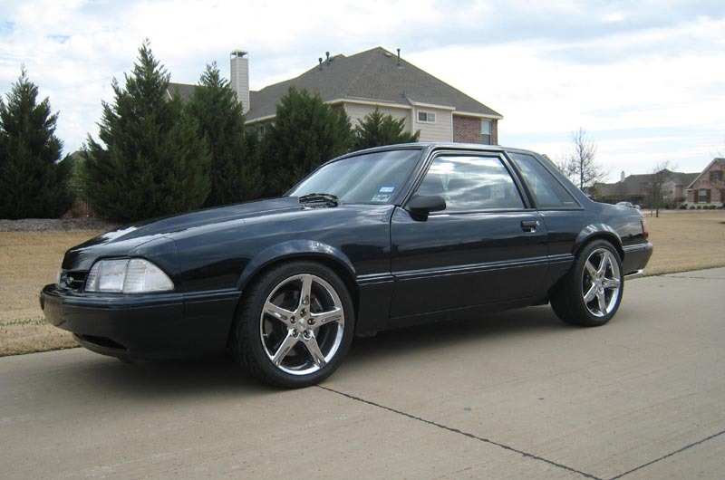 Another AndrewnTX 1988 Ford Mustang post... - 12670460