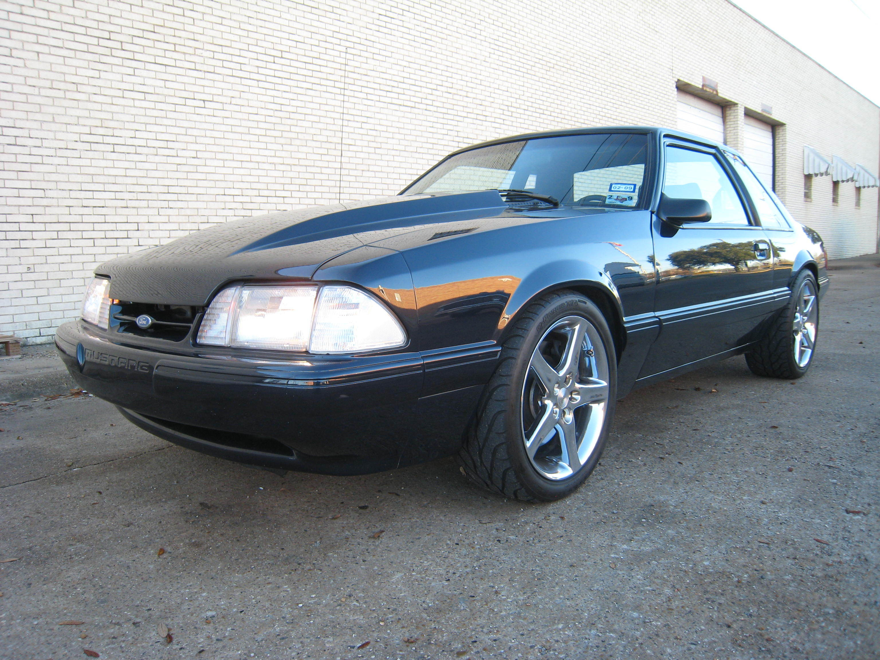 Another AndrewnTX 1988 Ford Mustang post... - 12670463