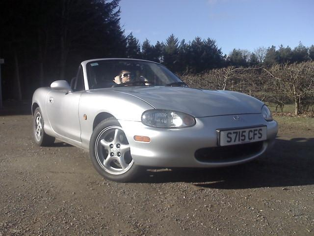 Another clanGTI 1999 Mazda Miata MX-5 post... - 12672459