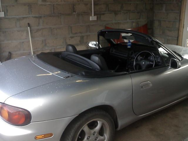 Another clanGTI 1999 Mazda Miata MX-5 post... - 12672460