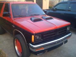 grambling1999s 1987 Chevrolet S10 Blazer