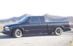 mj1423s 2001 Chevrolet S10 Regular Cab