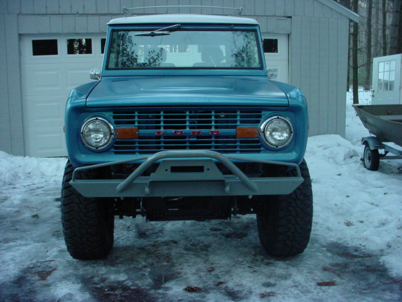 Another Raging56 1975 Ford Bronco post... - 12673983