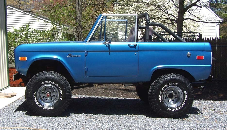 Another Raging56 1975 Ford Bronco post... - 12673989