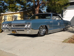565691s 1965 Buick Wildcat