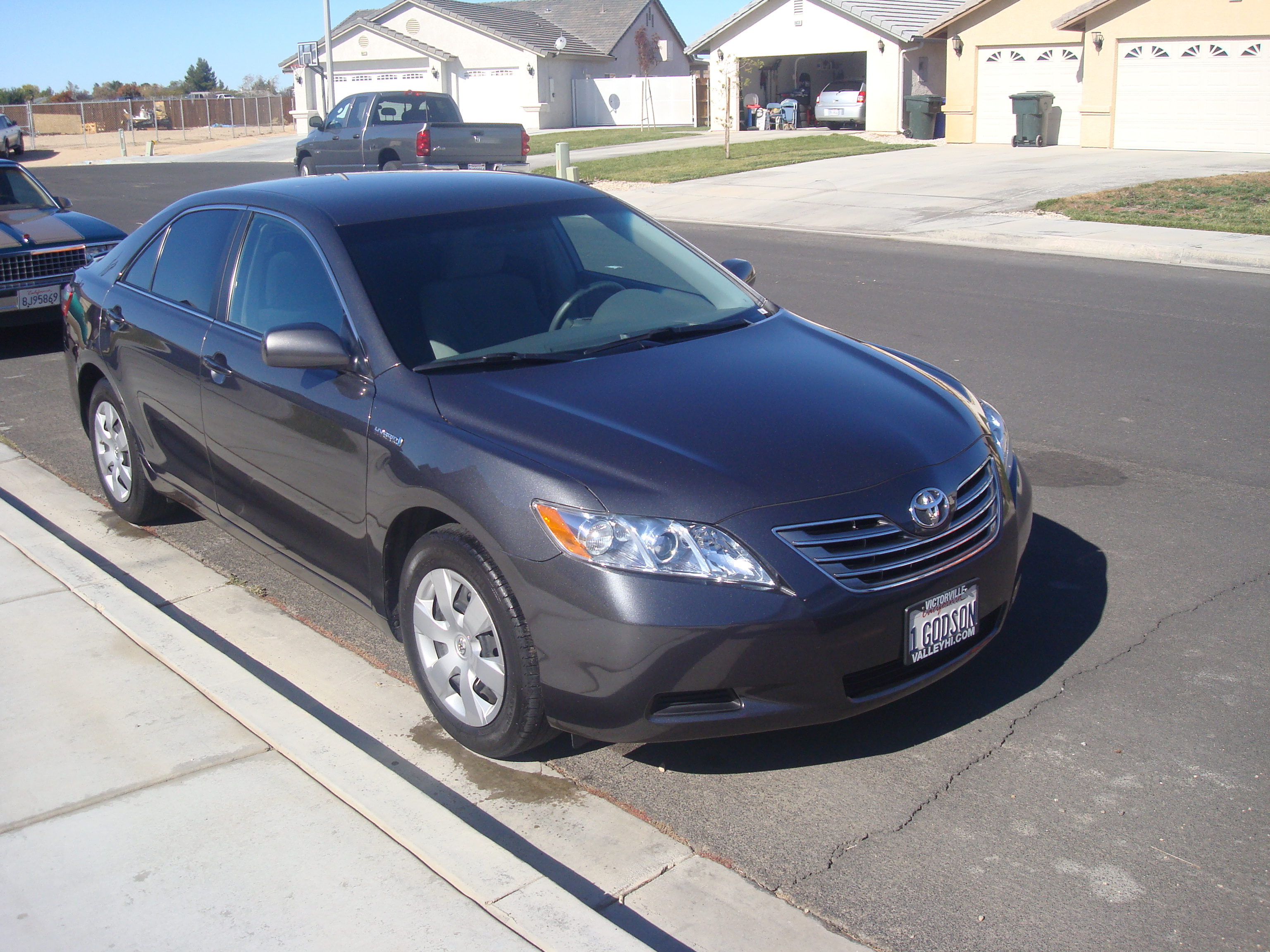 Another GodSon40 2008 Toyota Camry post... - 12673616