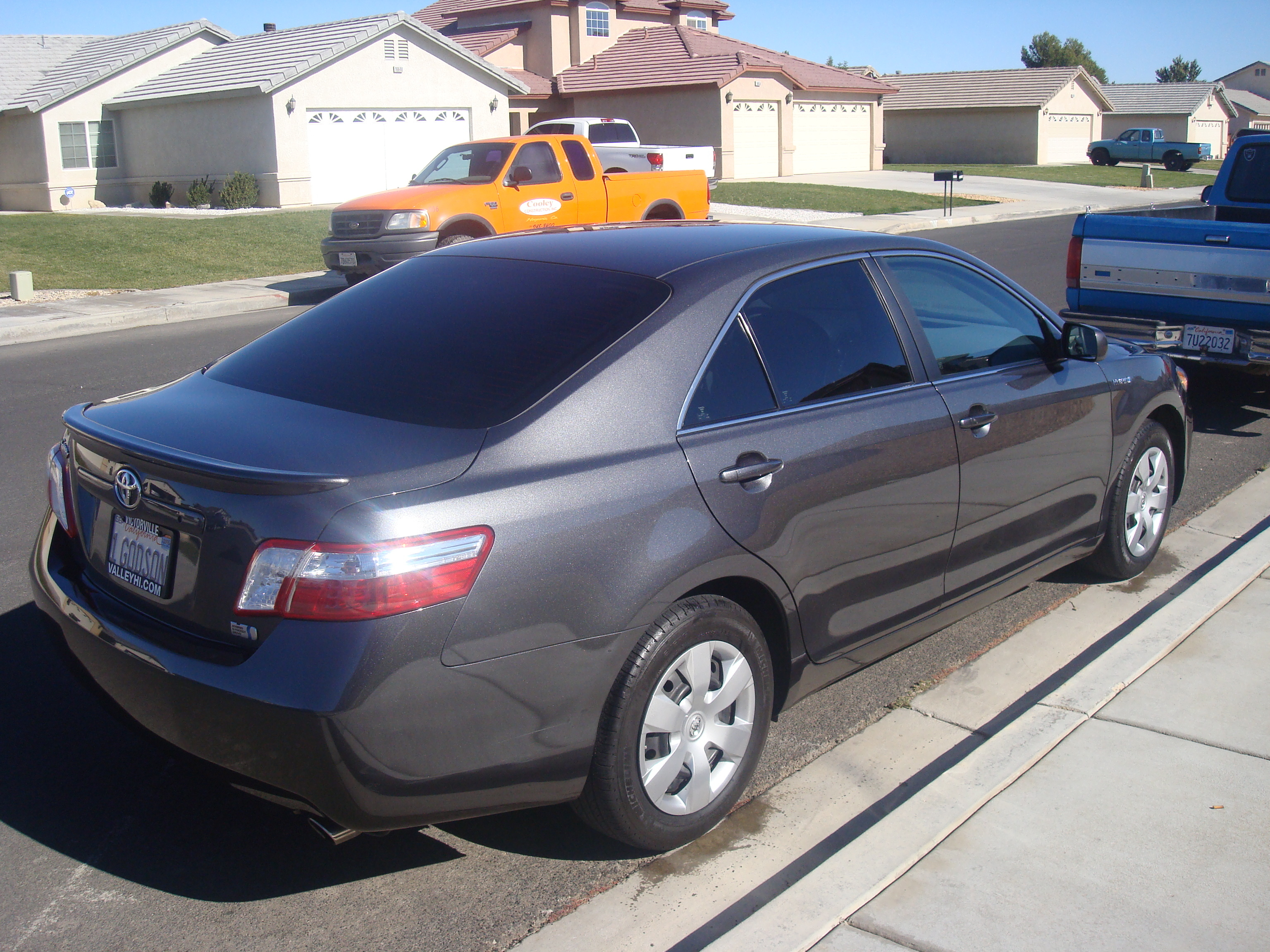 Another GodSon40 2008 Toyota Camry post... - 12673617