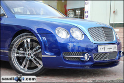 Saudi_Exit 2008 Bentley Continental Flying Spur