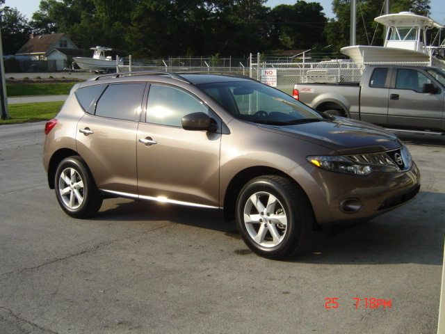 Another thedrummer2009 2009 Nissan Murano post... - 12677919
