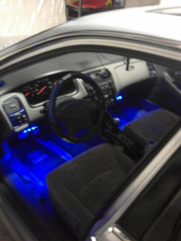 Car Interior Neon Lights 2017 2018 Best Cars Reviews