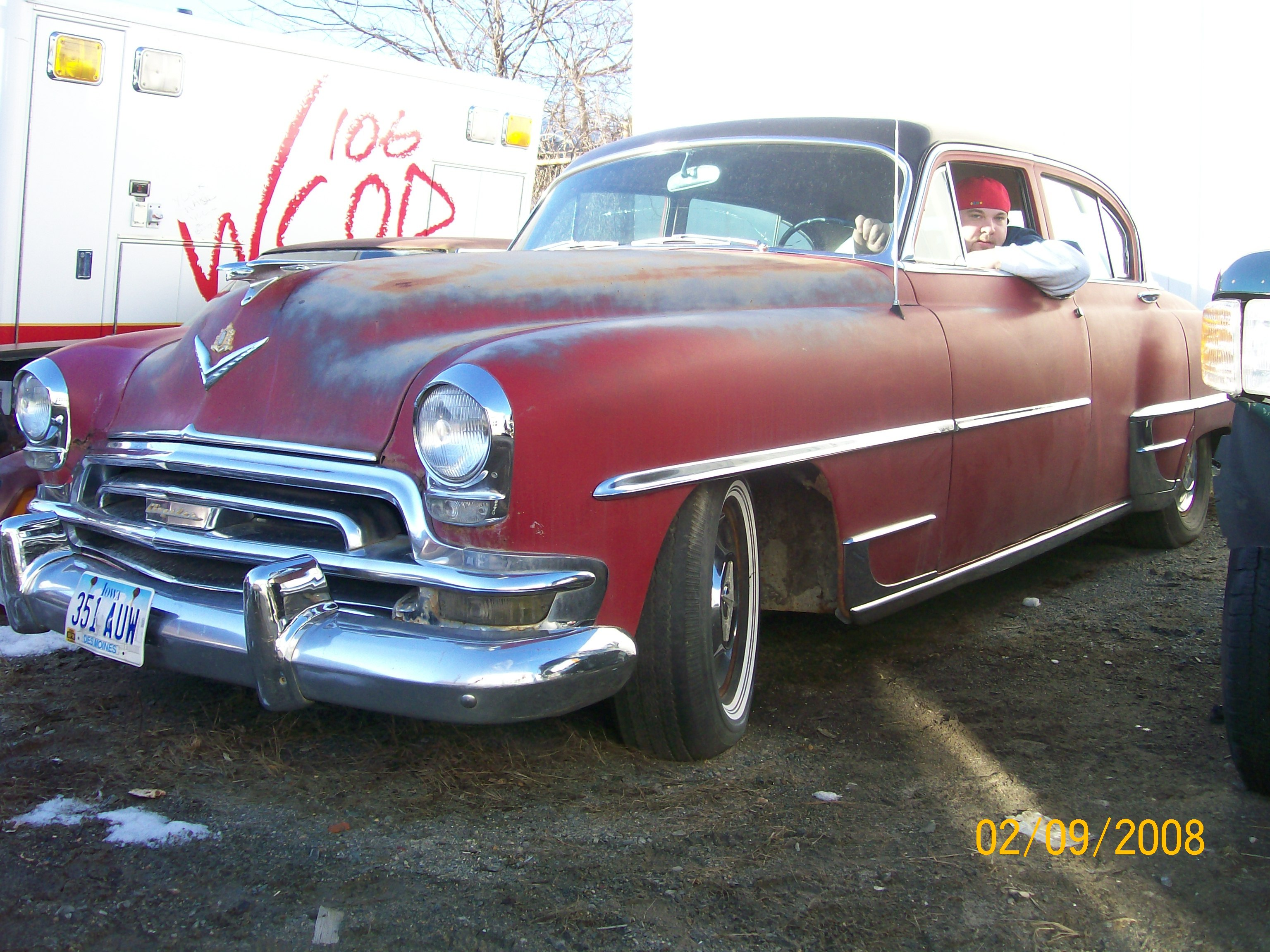 dubbzzlowco 1954 Chrysler New Yorker