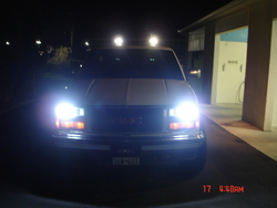 1BMoreGrandMarqs 1993 GMC 1500 Regular Cab
