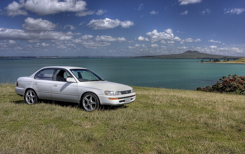 My 93' Corolla From New Zealand (AE100 JDM) - 32469770023 large
