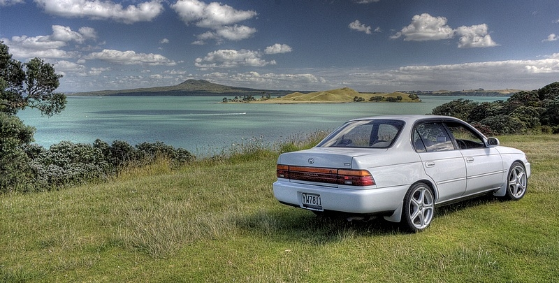 My 93' Corolla From New Zealand (AE100 JDM) - 32469770024 large