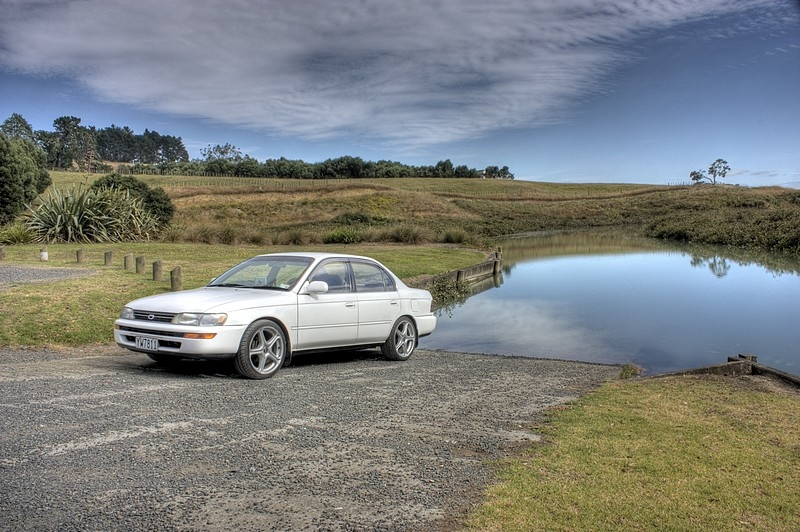 My 93' Corolla From New Zealand (AE100 JDM) - 32469770045 large