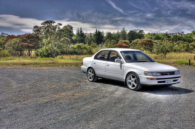 My 93' Corolla From New Zealand (AE100 JDM) - 32469770048 large