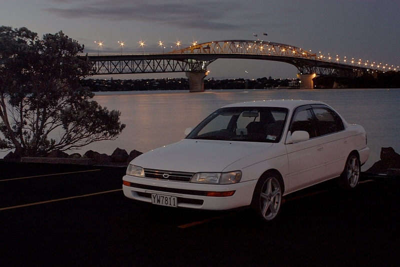 My 93' Corolla From New Zealand (AE100 JDM) - 32469770063 large