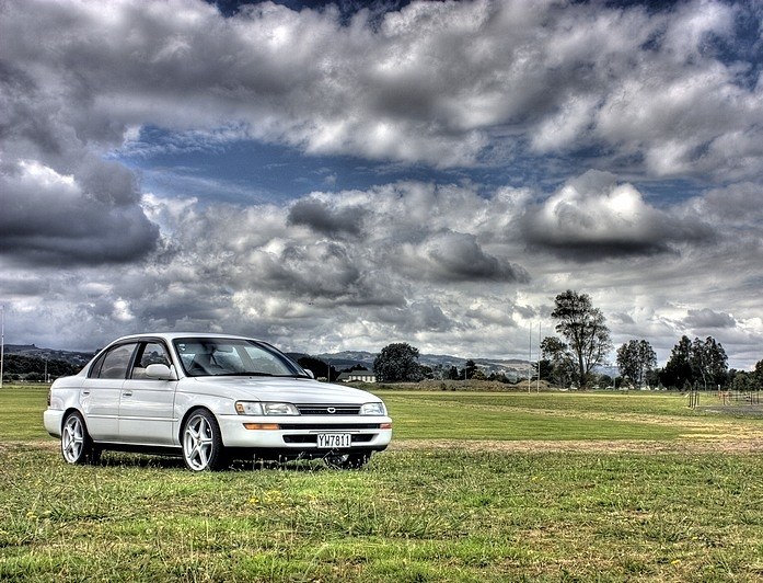 My 93' Corolla From New Zealand (AE100 JDM) - 32469770070 large
