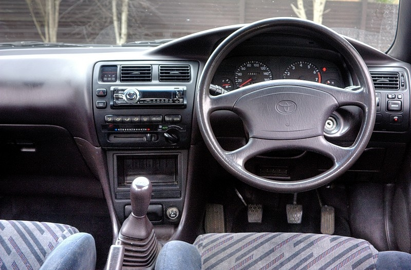 steering wheels... Which one have you got? 32469770120_large
