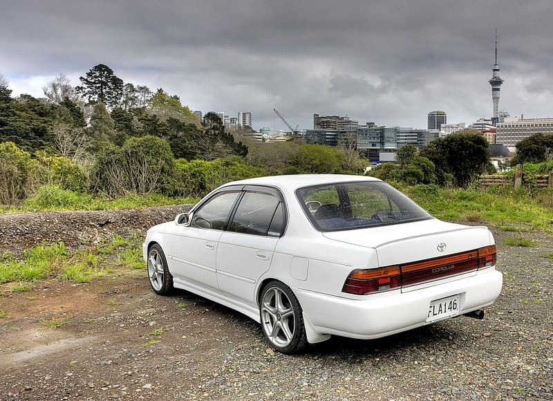My 93' Corolla From New Zealand (AE100 JDM) - 32469774015 large
