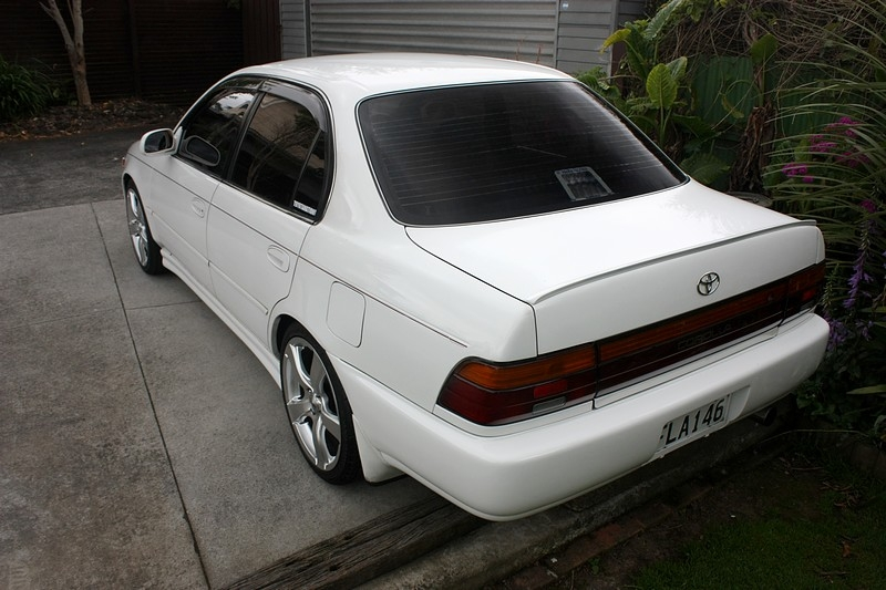 My 93' Corolla From New Zealand (AE100 JDM) - 32469774027 large