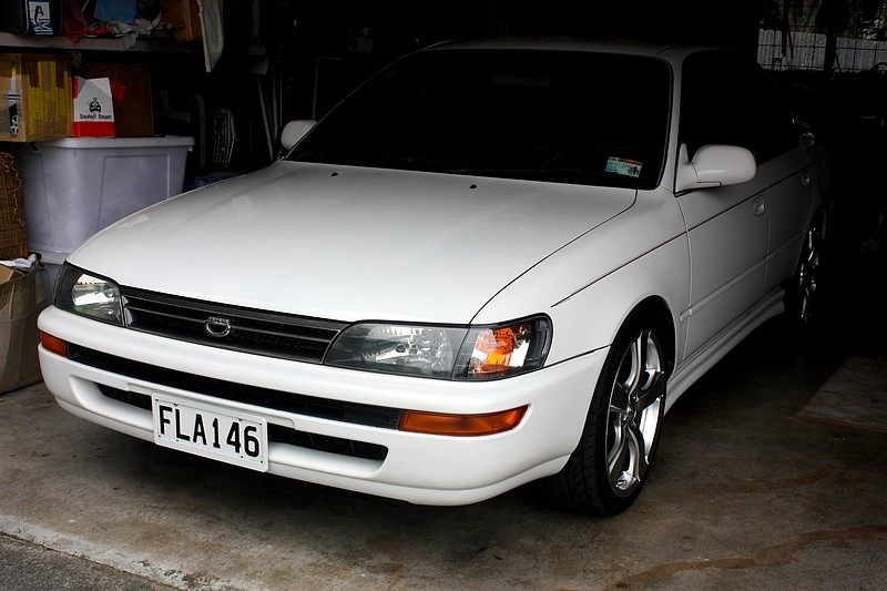 My 93' Corolla From New Zealand (AE100 JDM) - 32469774053 large