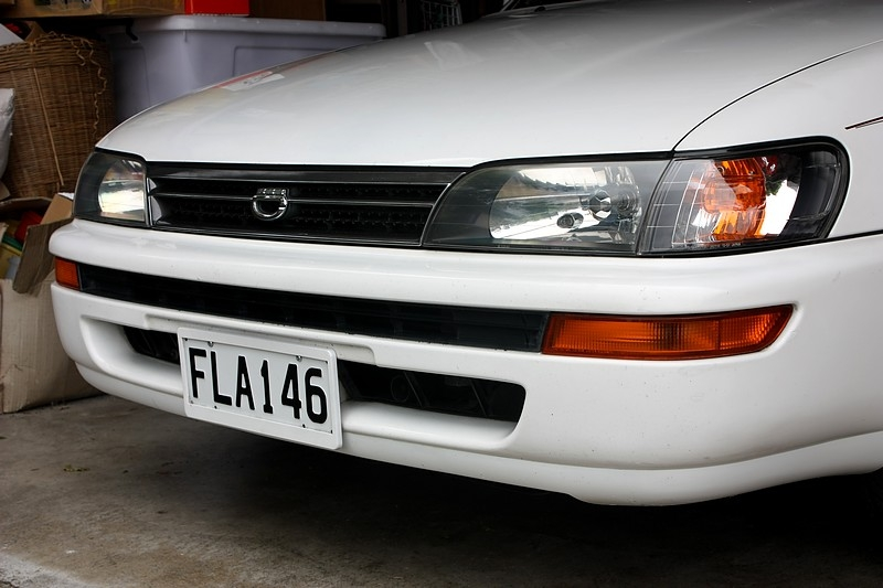 My 93' Corolla From New Zealand (AE100 JDM) - 32469774054 large