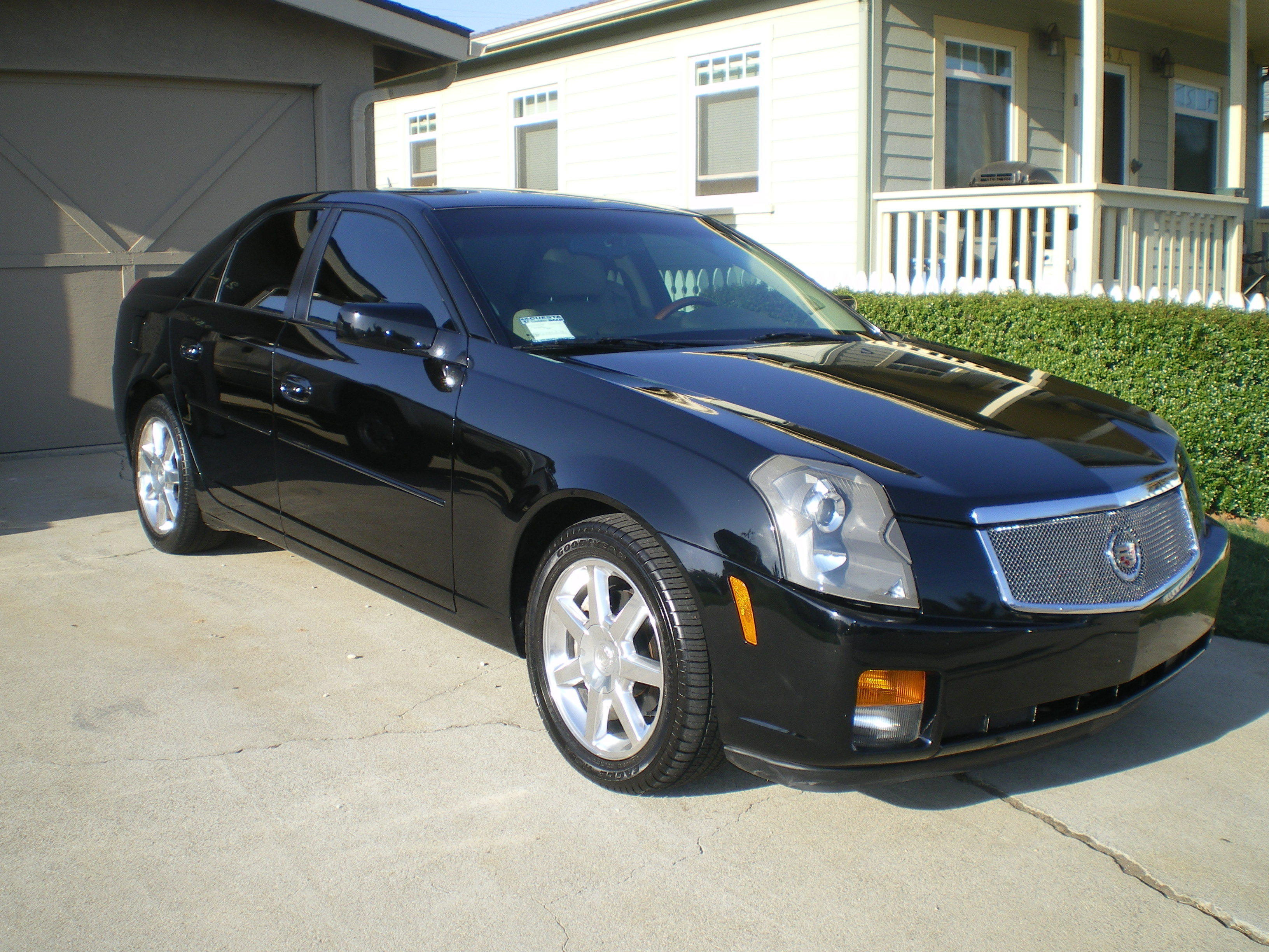 k8scts 2005 cadillac cts specs photos modification info. Black Bedroom Furniture Sets. Home Design Ideas