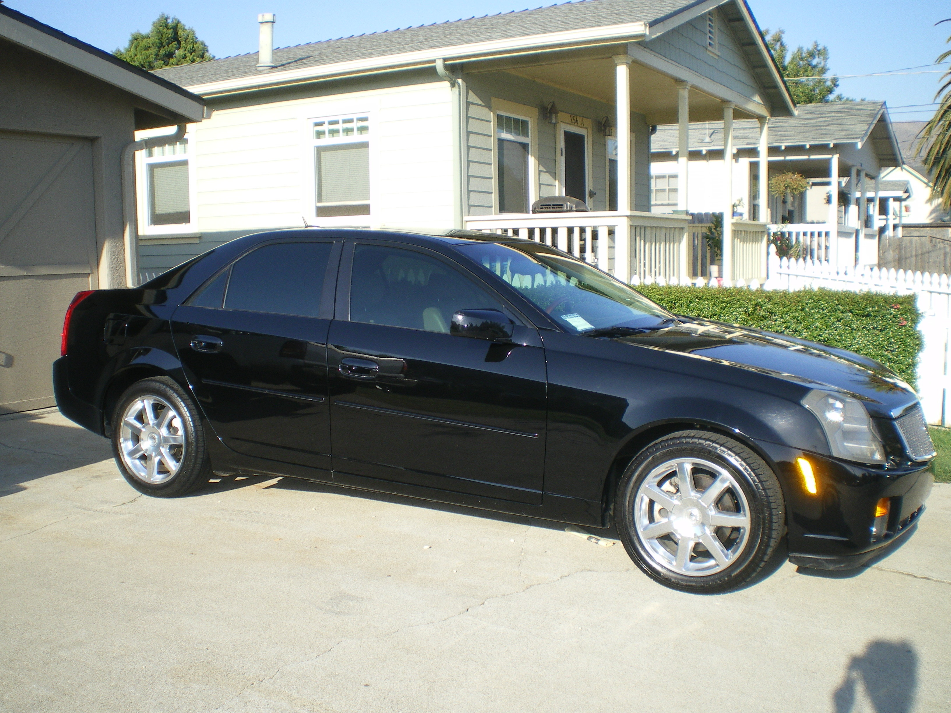 K8scts 2005 Cadillac Cts Specs  Photos  Modification Info