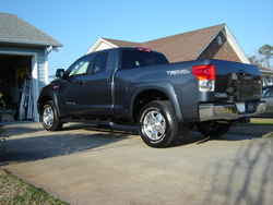 thedrummer2009 2009 Toyota Tundra Access Cab