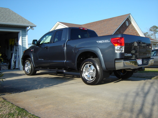 Another thedrummer2009 2009 Toyota Tundra Access Cab post... - 12677962