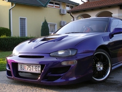 Spigys 1993 Mazda MX-3