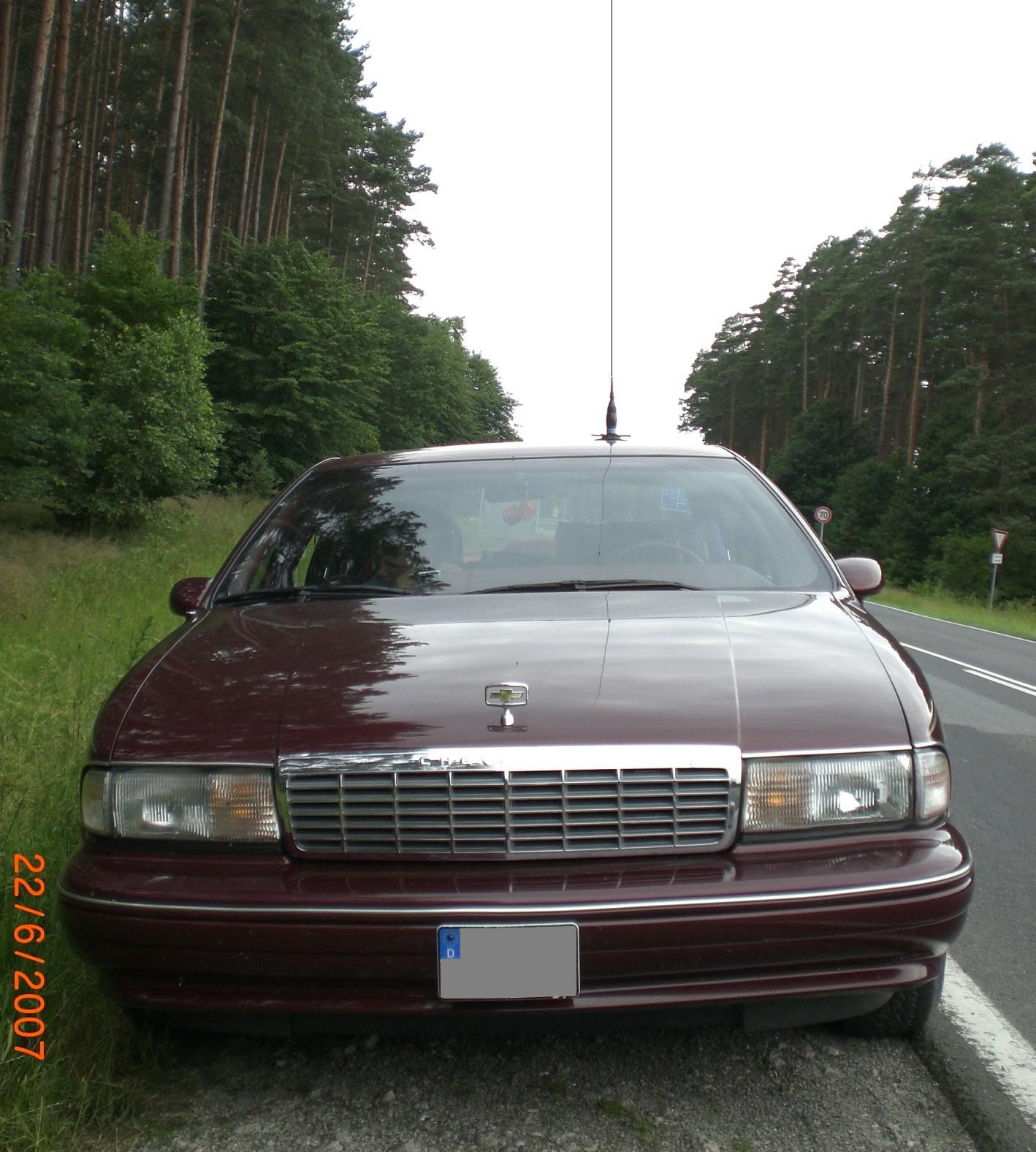 Another 83electradriver 1991 Chevrolet Caprice post... - 13534770