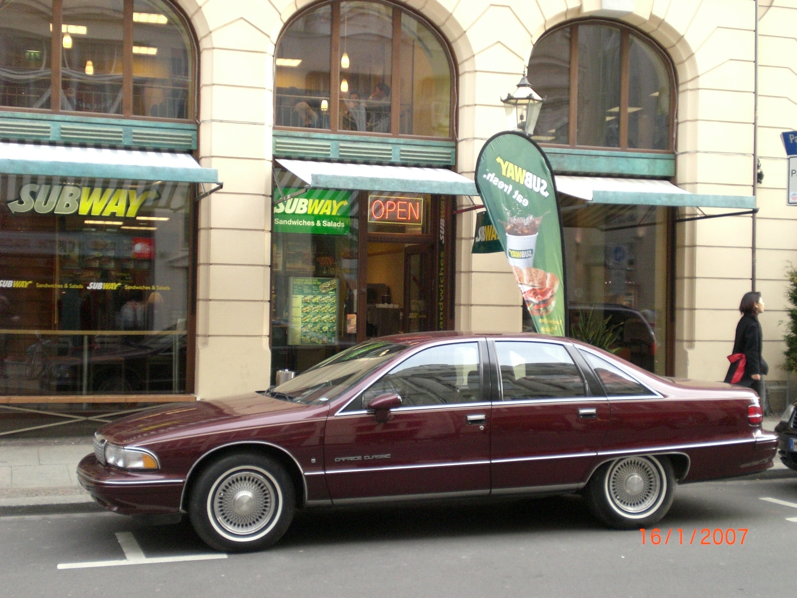 Another 83electradriver 1991 Chevrolet Caprice post... - 13534771
