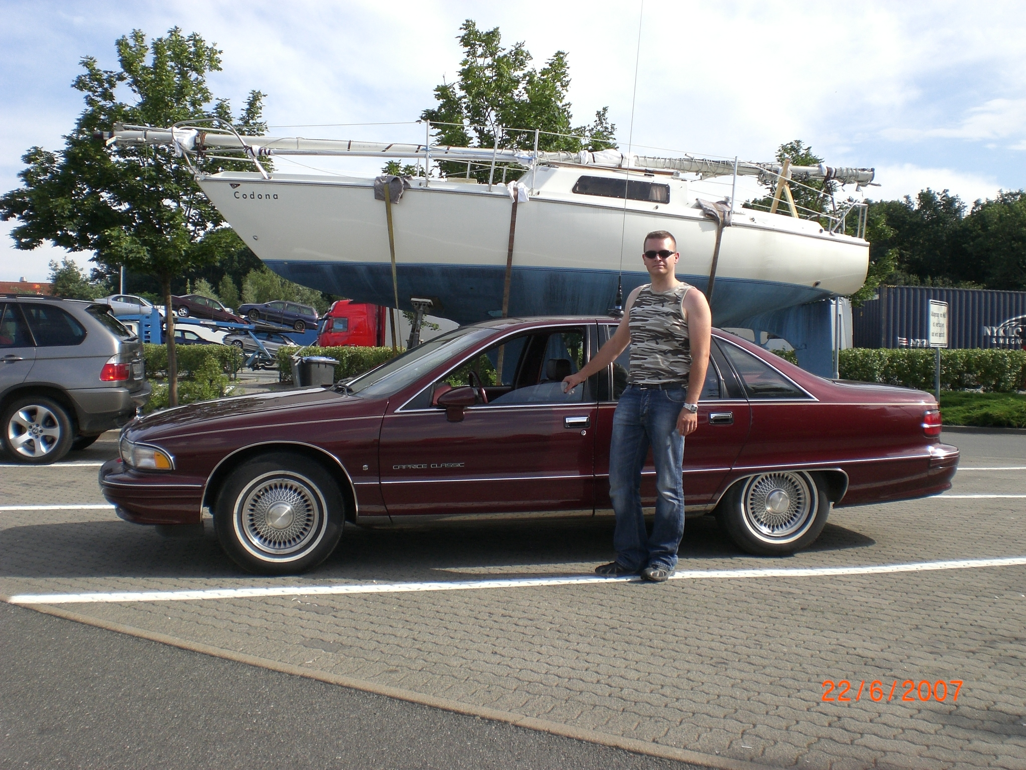 Another 83electradriver 1991 Chevrolet Caprice post... - 13534773