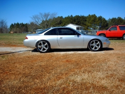 king_deanner21s 1995 Nissan 240SX